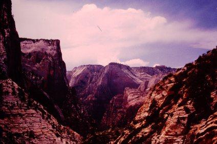 Zion Entrance